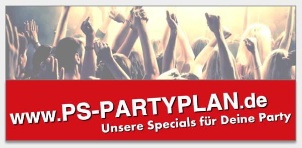 PS-Partyplan.de - Unsere Specials für deine Party