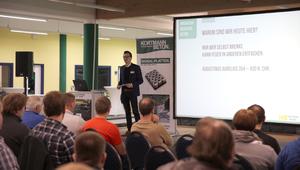 Seminarausstattung, Beamer, Leinwand, Headset, Mikrofon, Beschallung | perfect sound GmbH Veranstaltungstechnik
