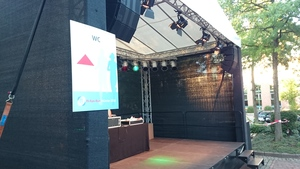 Konzertbühnen mieten bei perfect sound GmbH Bühnetechnik und Bühnenbau aus Rheine