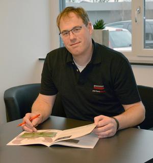 Marco Ahmann, Geschäftsführer bei ps