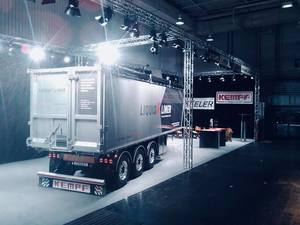 Beleuchtung Messestand | perfect sound GmbH Messetechnik und Messebau