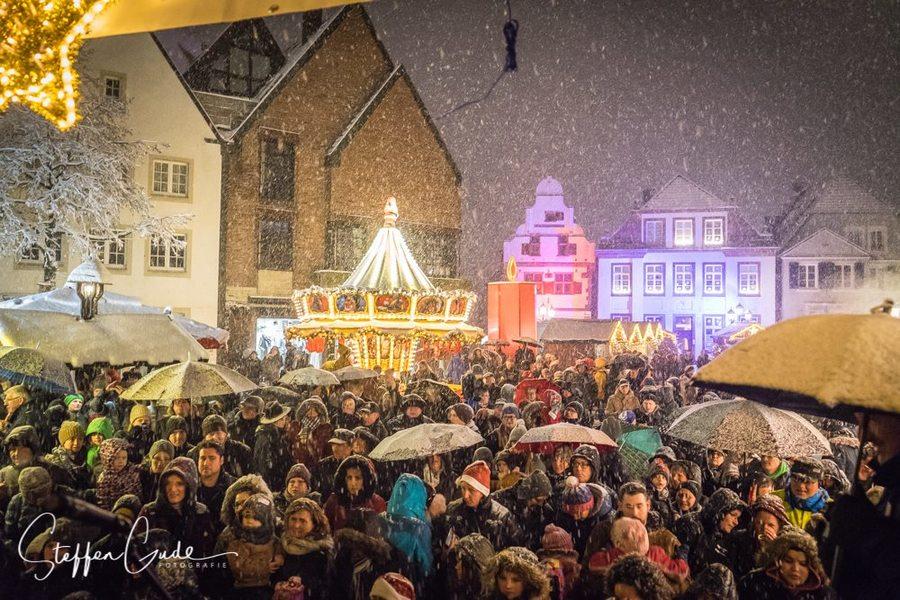 Melle Weihnachtsmarkt.Weihnachtsmarkt Rheine Perfect Sound Gmbh Buhnentechnik Und