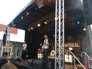 Campus Festival 2018 in Steinfurt supported by perfect sound GmbH Veranstaltungstechnik, Bühnentechnik, Messetechnik aus Rheine