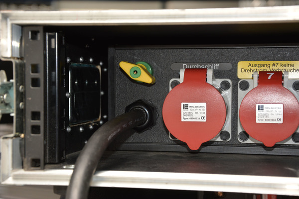 Stromunterverteilung STUV | perfect sound GmbH