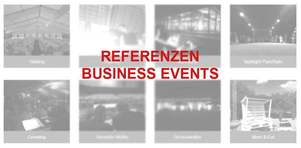 Referenzen Business Events | perfect sound GmbH Veranstaltungstechnik, Bühnentechnik und Showtechnik
