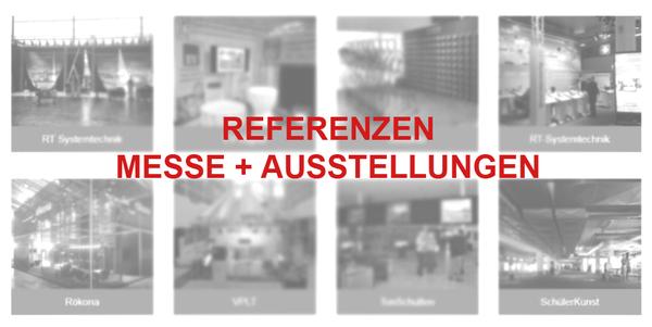 Referenzen Messe + Ausstellungen | perfect sound GmbH