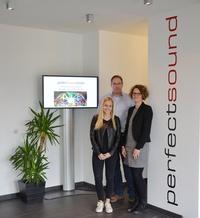 Azubitausch bei perfect sound GmbH